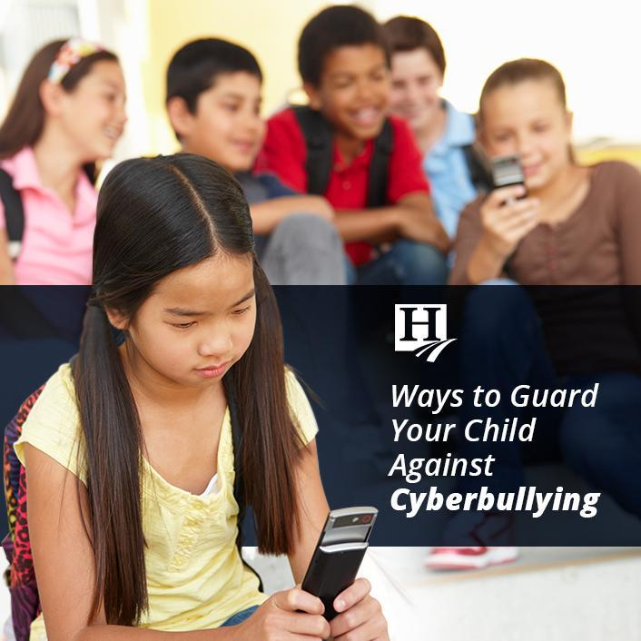 Guard against cyberbullying with these quick tips!