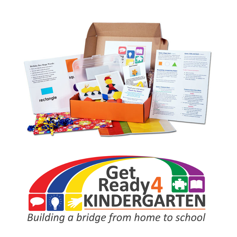 Get Ready 4 Kindergarten