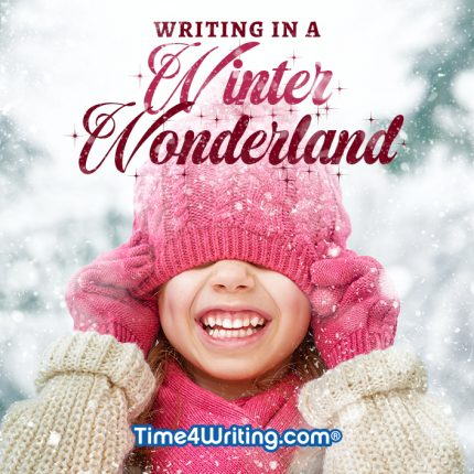 Writing in a Winter Wonderland