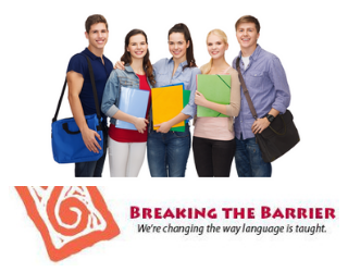 Breaking the Barrier Homeschool Product Review
