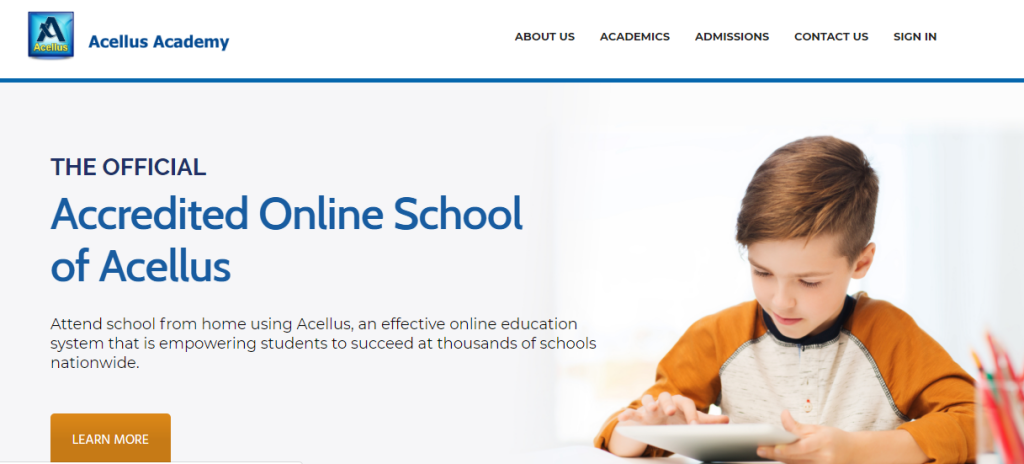 Acellus Homeschool