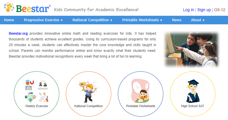 Beestar | Homeschool.com