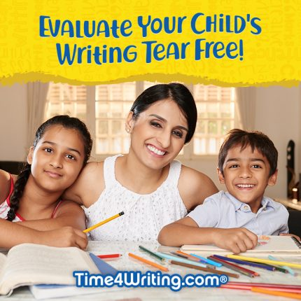Evaluate Your Child's Writing WITHOUT Tears!