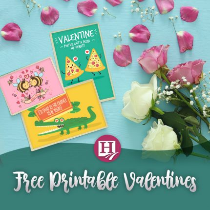 Valentines Day FREE Printables!