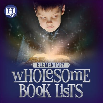 Wholesome books for your elementary readers!