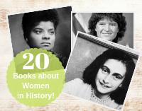 Homeschool Lit women in history