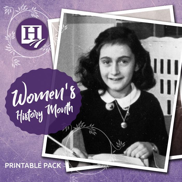Women in History Printable Pack