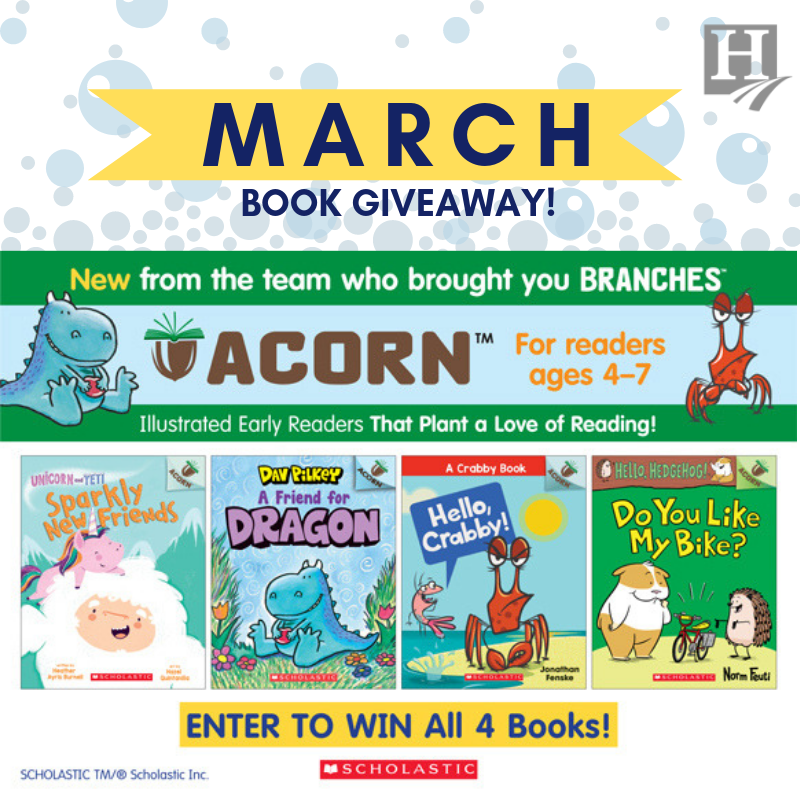 Acorns Book Giveaway!