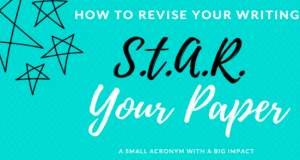 STAR your paper!