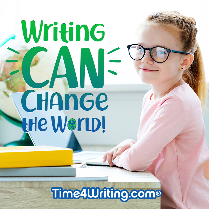 Writing Can Change the World!
