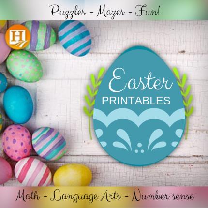 Easter Printable Pack
