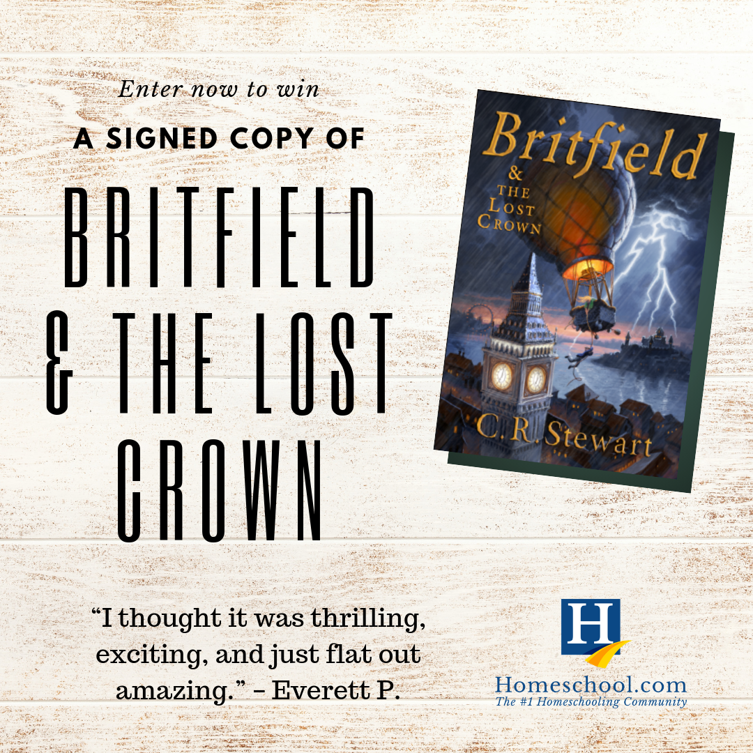 Britfield Giveaway!