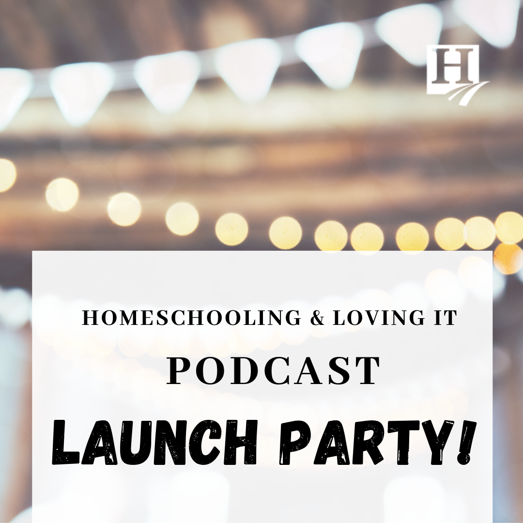 Podcast Launch Party!!