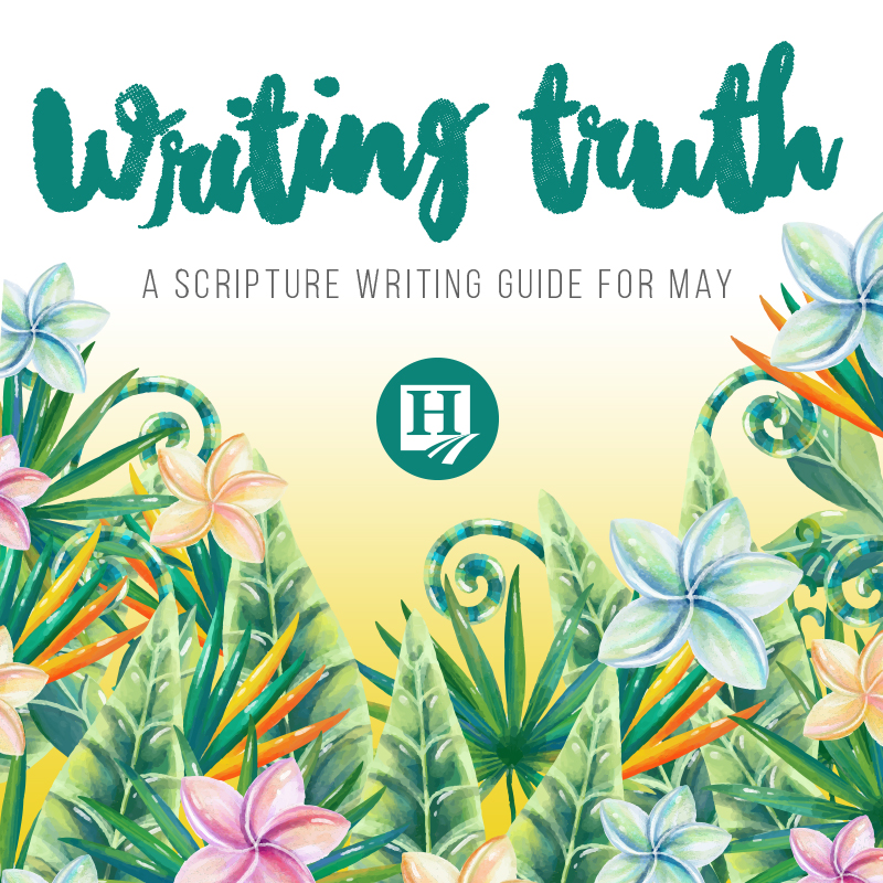 Writing Truth for May