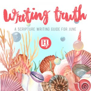 Writing Truth June