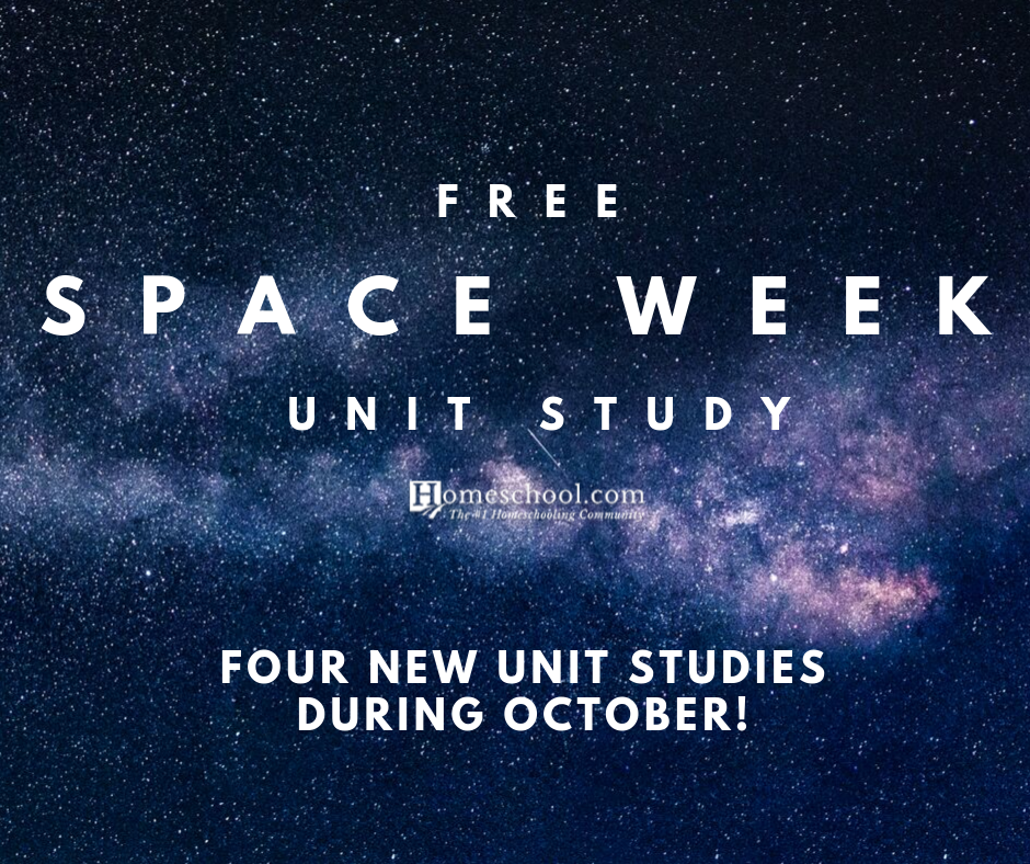 Free Space Homeschool Unit Study
