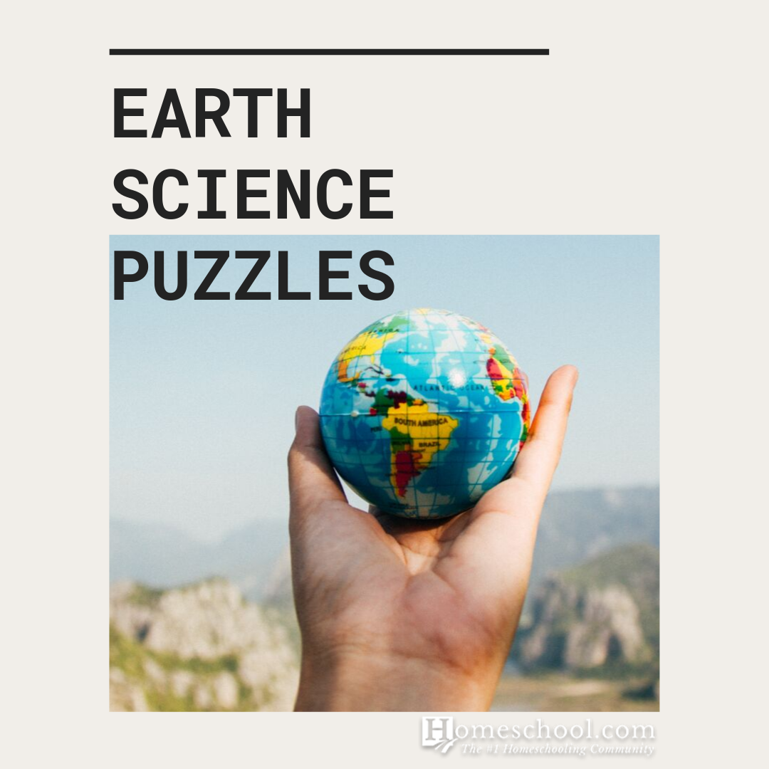 Earth Science Puzzles