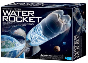 Ages 6-12 Water Rocket