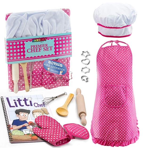 Kid's Cooking and Baking Set