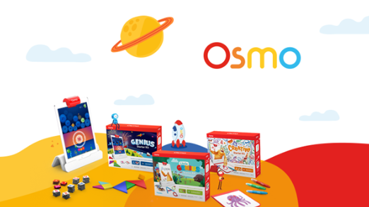 Osmo Learning Kits and Games