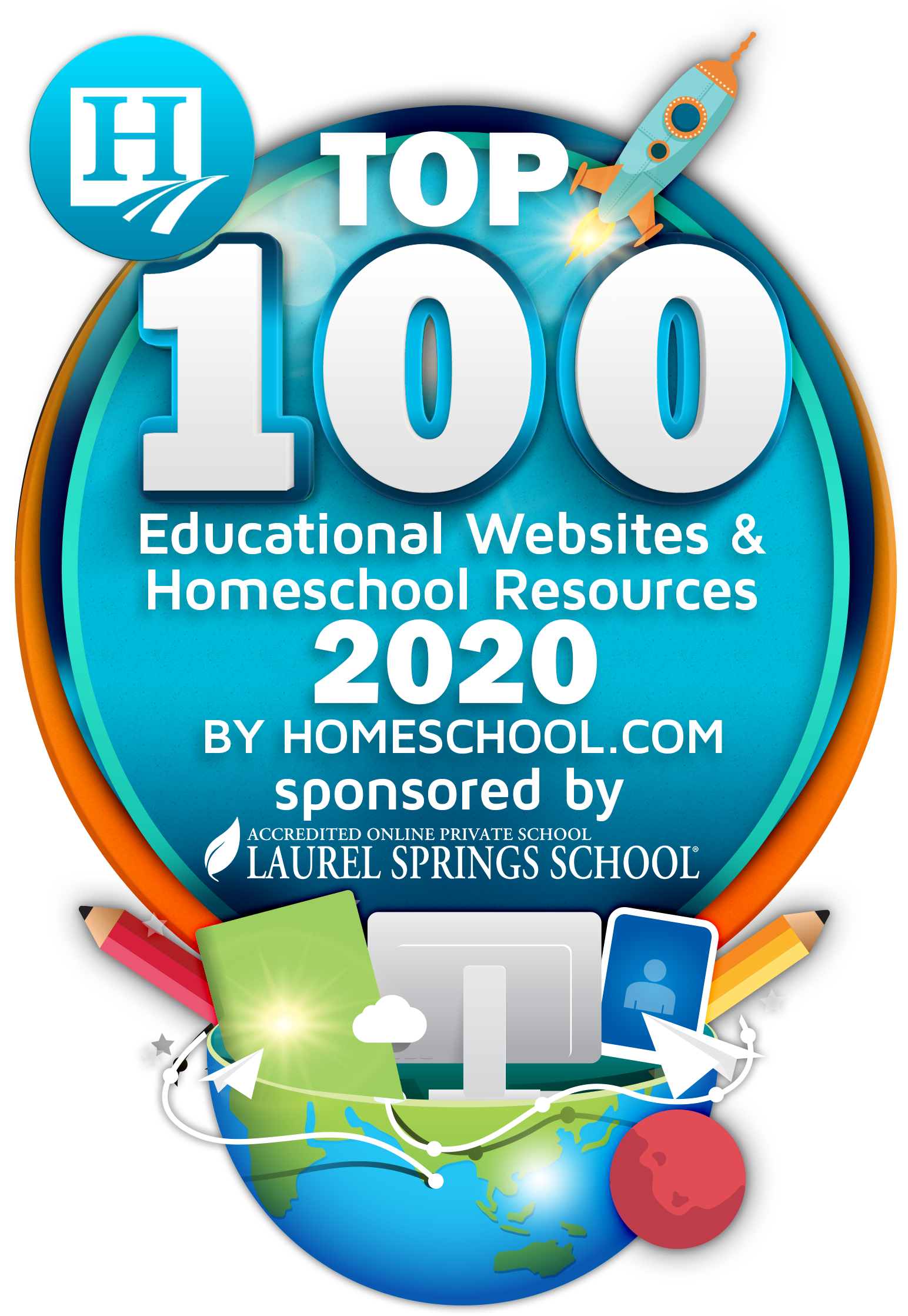 Top 100 Edcuational Websites and Resources
