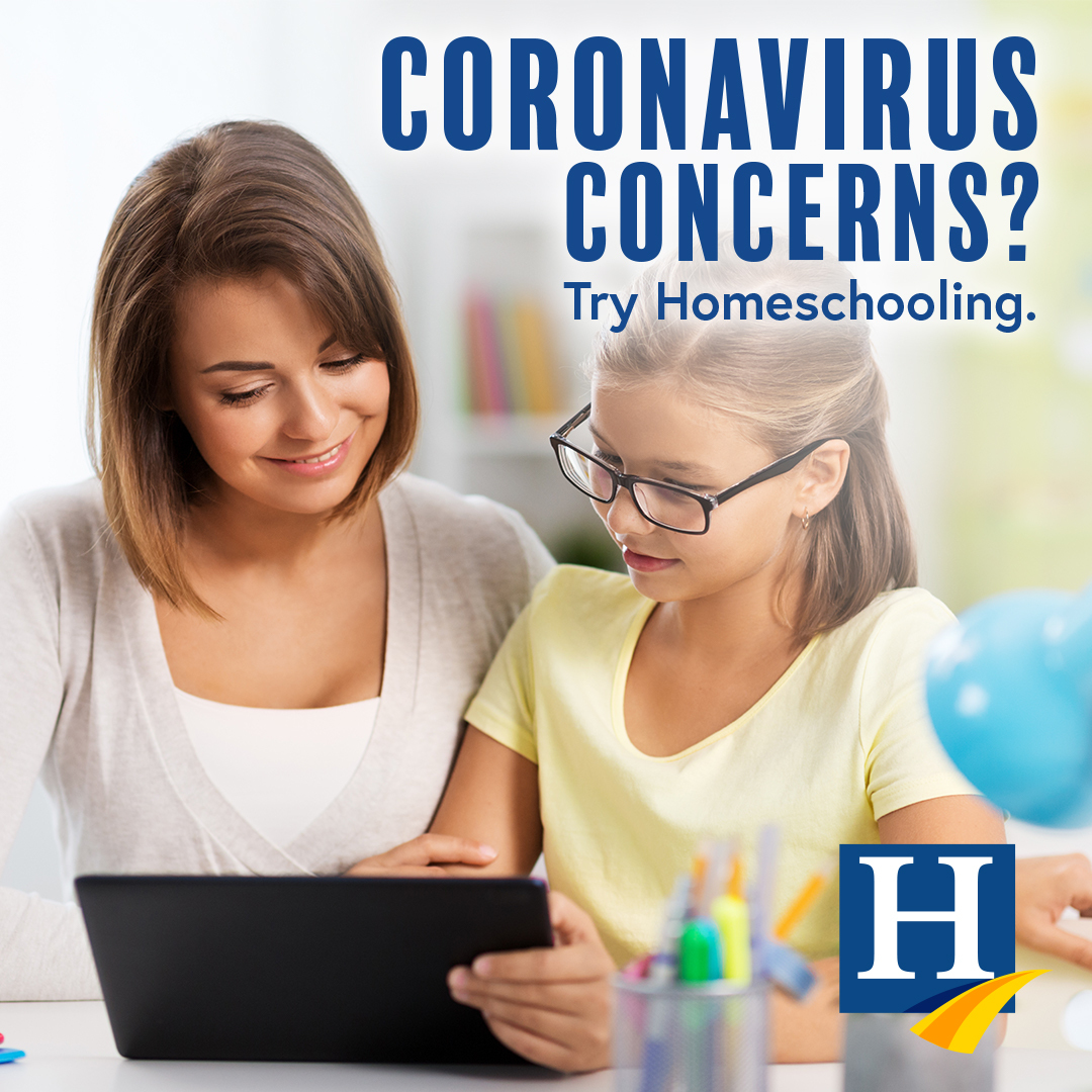 Coronavirus: Emergency Homeschool Solutions