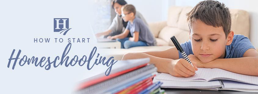 Homeschooling Tips: How to Start Homeschooling