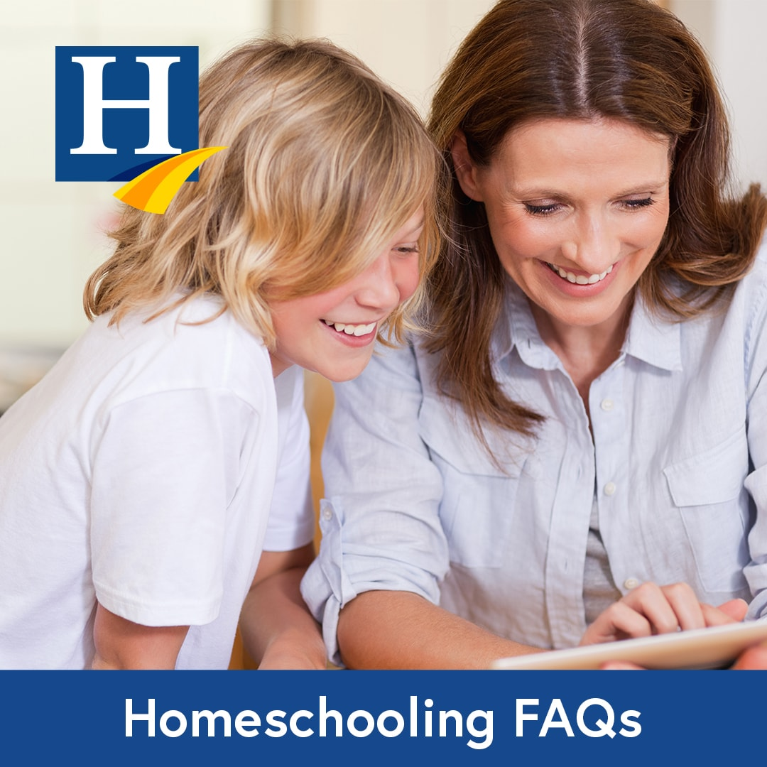 New to Homeschooling FAQ's