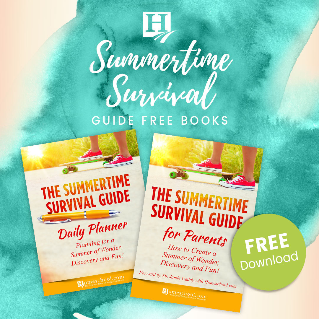 Summertime Survival Guide and Planner