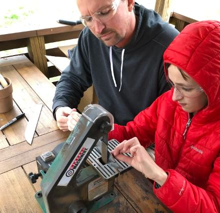 Homeschool Woodworking