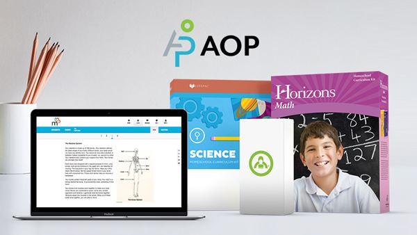 Alpha Omega Press Homeschool Curriculum