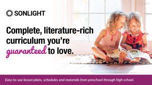 Sonlight Educational Homeschool Curriculum