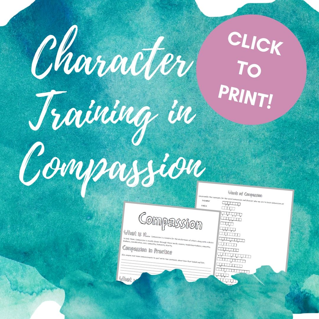 Activities for Kids Teaching Compassion