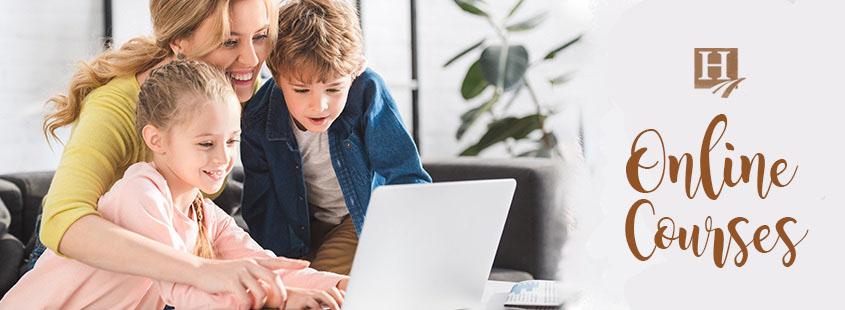 Online Homeschooling Courses