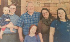 Swanson Homeschooling Family