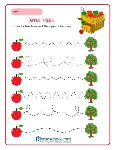 Free homeschool printables september
