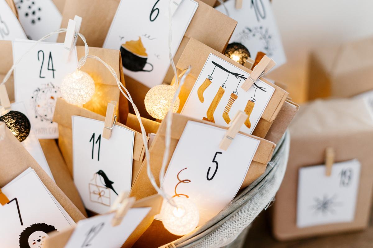Advent Calendar Ideas for Your Holiday