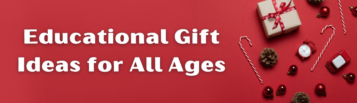 Homeschool Holiday Gift Guide Educational Gifts