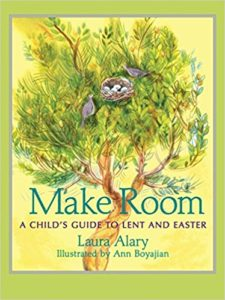 Make Room - Child's Guide to Lent and Easter