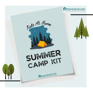 Kids At Home Summer Camp Kit