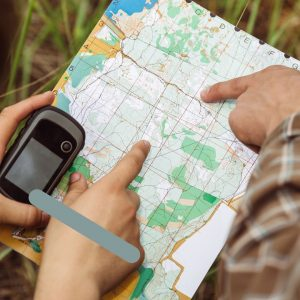 Geocaching for Summer Camp